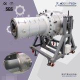 Extrudeuse de pipe d'UPVC (extrudeuse en plastique de série de SJSZ)