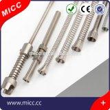 Micc熱電対のアクセサリのバイオネットの黄銅によってNIめっきされるアダプター