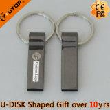 Insignia modificada para requisitos particulares USB3.0 Pendrive para los regalos de la promoción de la compañía (YT-3298-02)