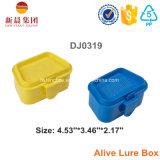 Caixa de armazenamento plástica da atração da caixa da atração de Aliver