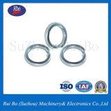 Rondelle à ressort de l'acier inoxydable DIN127/rondelle de pression (DIN127)