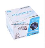 HD 360 grados de la rotación de la visión nocturna de la visión de la seguridad casera de la alarma elegante en línea alejada del IP de cámara video de WiFi