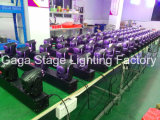 4 bewegliches Haupt*Osram 10W LED bewegliches Hauptträger-Licht