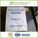 Dióxido Titanium del rutilo TiO2 para la capa