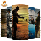 Magic Multifunctional Custom Printed High Quality Outdoor Bandana Headwear