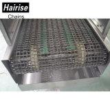 Flat Wire Food Cooling Convecteur de courroie en acier inoxydable
