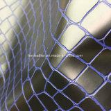 Couro sintético do plutônio da grão de pedra para a cadeira Hx-F1712 do sofá