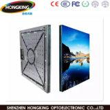 Alta calidad Alquiler de interior LED Disliay P4.81 Gabinete de LED Video Wall