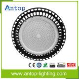 Luz industrial de la alta luz LED de la bahía del UFO LED del poder más elevado