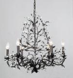 Потолочное освещение черноты сатинировки сбор винограда утверждения UL/полный держатель