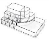 [3مّ] [4إكس8] [فت'] صفح واضحة أكريليكيّ لأنّ أكريليكيّ بنية منظّم أكريليك صندوق