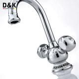 La conception classique moderne de haute qualité Noble bassin double poignée du robinet