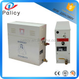 中国の工場供給3-18kwの蒸気によって動力を与えられる電気発電機または蒸気機関の発電機またはサウナの蒸気発電機