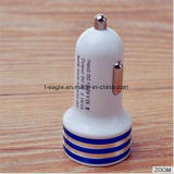 Microcomputer USB Car Charger USB Car Charger 2 postage USB Charger for Car