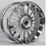 Оправы колеса сплава автомобиля стороны машины серебра колеса F9866 для Audi