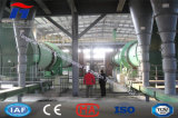 광업을%s ISO 광석 회전하는 건조기 기계