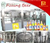 Gute QualitätsAutomaitc abgefüllte Bier-füllende Produktions-Maschine