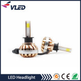 골프, Toyato, Volvo를 위한 자동 고성능 LED 헤드라이트는 6개의 LED 헤드라이트 교체 부분 기관자전차 탄알 LED를 골프를 친다