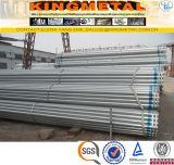 BS1387クラスB Q195の炭素鋼の前電流を通されたGIの管の値段表