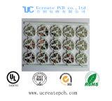De aluminium Gebaseerde Raad van de Kring van PCB met Uitstekende kwaliteit