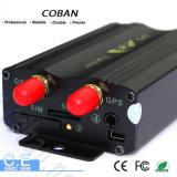 Coban車GPSの追跡者Tk103b GPS GSMの追跡者マイクロGPS追跡のリモート・コントロールSosのためのリアルタイムの追跡GPSのロケータの追跡者