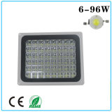 IP65 6W-96W proyector LED con CE y RoHS impermeable, foco LED Lighting