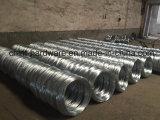 China directamente de fábrica Electro/ Hot-Dipped Alimentação de arame de ferro galvanizado o fio de ligação