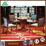 Hotel Restaurant Mobiliário cadeira e mesa de jantar em madeira