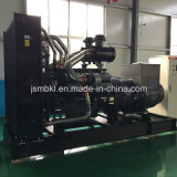 600kw/750kVA 열린 구조 Shangchai 평행으로 운영을%s 가진 디젤 엔진 Genset 가격