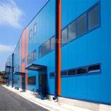 Costruzione del magazzino di logistica della struttura d'acciaio di Peb dai fornitori professionali
