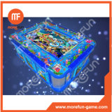 Machine contagieuse de jeu de poissons de jeu de grand de produits paradis chaud de fruits de mer