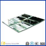 Gute Qualität schrägte kundenspezifisches Spiegel-Glasmosaik vom Hersteller ab
