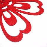 3mm & 5mm de Polyester Placemat van de Lentetijd voor Tafelblad en Decoratie