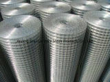 Сваренная ячеистая сеть сделанная из гальванизированного, PVC или нержавеющей стали провода
