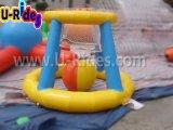 0.9Mm ПВХ надувной баскетбол снимать для водного парка