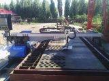 Cortando a máquina de estaca portátil do cortador do plasma da flama do CNC da largura de 2300mm