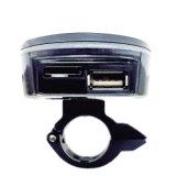 Motocicleta MP3 con función impermeable y completa de Bluetooth del teléfono de llamada