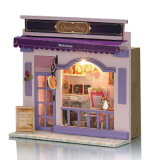 2017 New Design Wooden Wooden Doll House