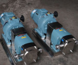 Pompe à chocolat Pompe à rotor à cames Pompe à lèche pompe mono