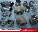 Encaixes hidráulicos do aço inoxidável de aço de carbono da manufatura do CNC