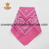 High Quality Custom Logo Handkerchief Multifunctional Bandana Headwear