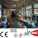 Anti-Slip безопасный пол винила системы PVC для публики Transportation-2mm Major1010y