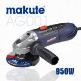 Начало использования ручного электроинструмента Makute 950W угловой шлифовальной машинки (AG001)