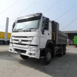 De Vrachtwagen van de Kipper van de Kipwagen LHD van het Werk van de Bouw HOWO 336HP 10wheels 6X4