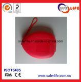 Рот защитной маски клапана непредвиденный устранимой маски CPR воздушной подушки маски CPR односторонний к рту дышая трудной машиной скорой помощи случая