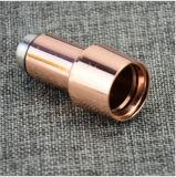 Alumium de alta precisión de piezas de mecanizado CNC de piezas para cargador de coche