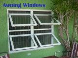 アルミニウムフレームのガラス日除けおよび振動Windows