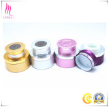 vaso crema cosmetico di alluminio di colore personalizzato 50g