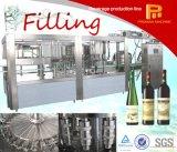 Nueva planta de embotellamiento automática de la máquina de rellenar del vino rojo del castillo francés