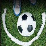 De verdwijnende Verdwijnende Nevel van de Scheidsrechter van het Schuim van de Nevel voor de Gelijke van de Voetbal